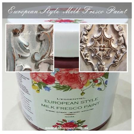 L'essentiel BotanicsEuropean Style Milk Fresco Paint