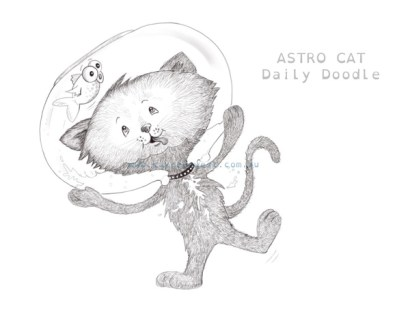 astro-cat2-balck-white-illustration-TEXT