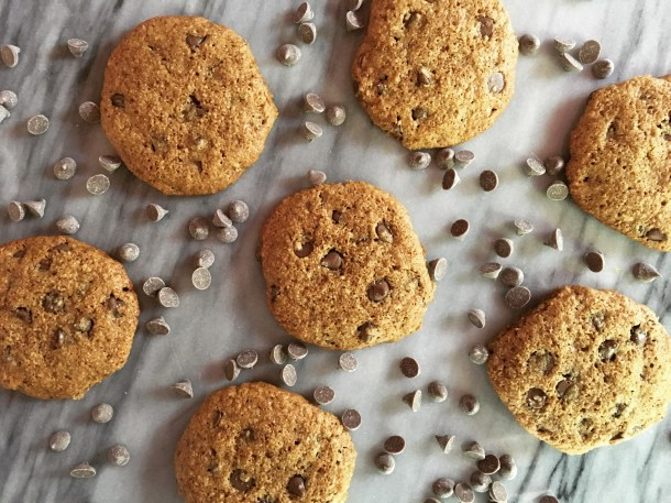 Good Old-Fashioned Chocolate Chip Cookies