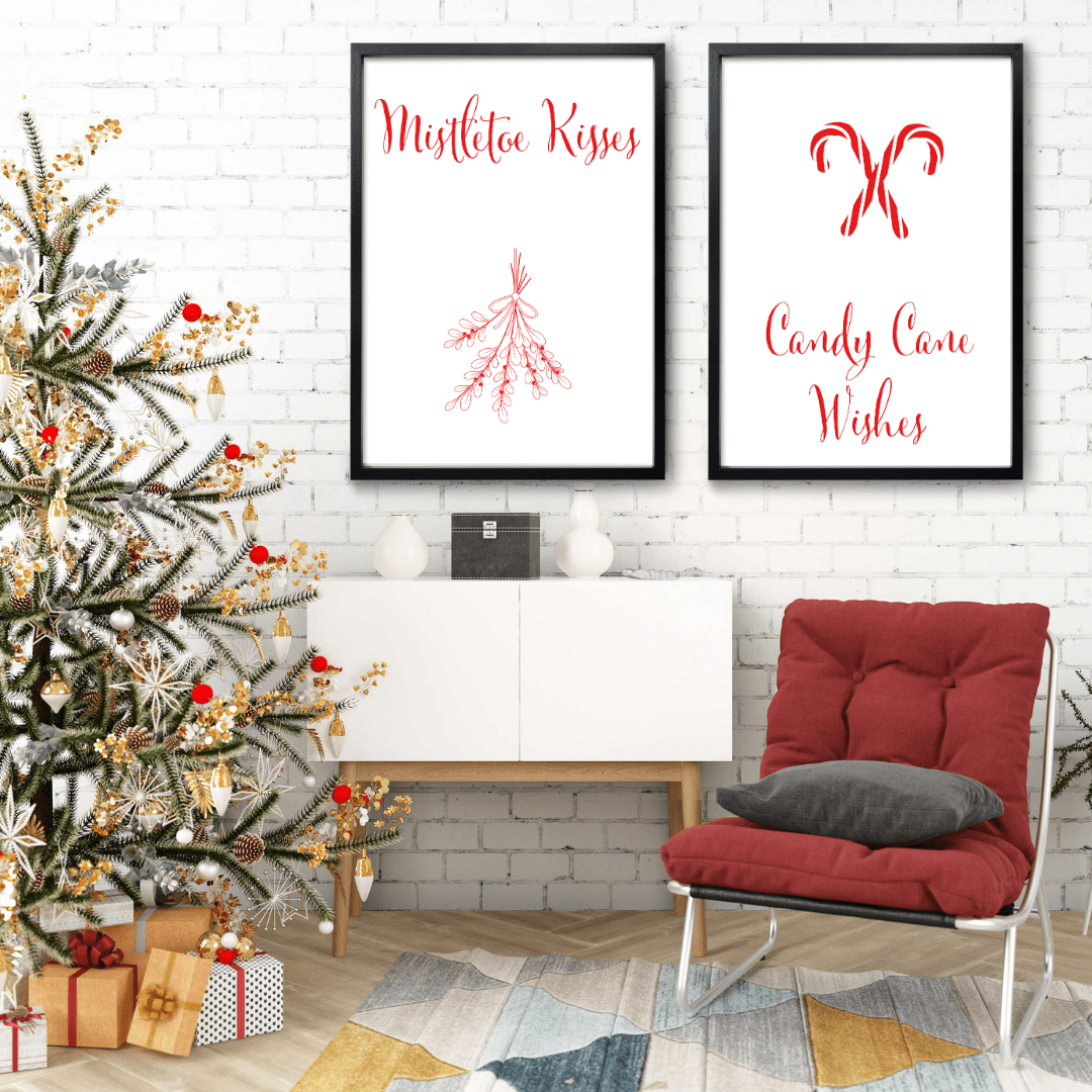Mistletoe Kisses And Candy Cane Wishes Kayleigh Marie Designs