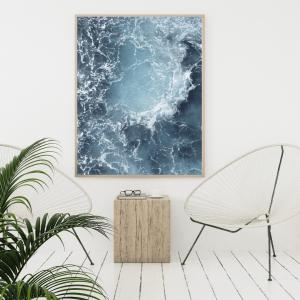Ocean Wall Print
