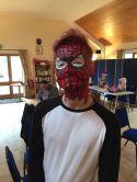 James looking great