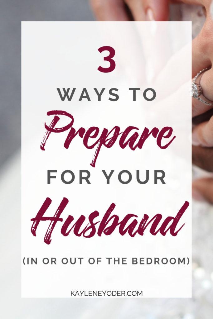 3 ways to prepare