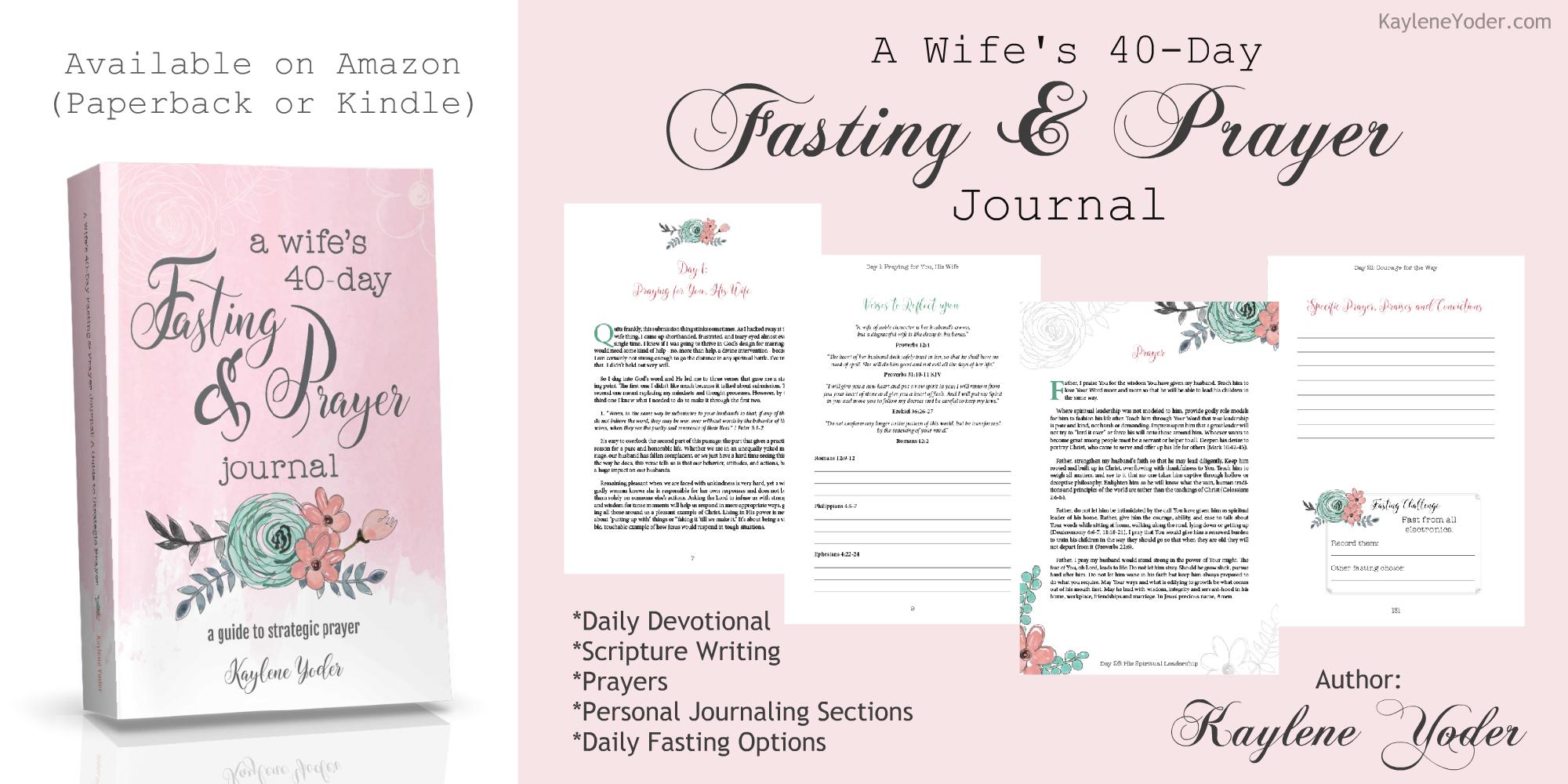Fabulous Printable Devotional Journal Qd34