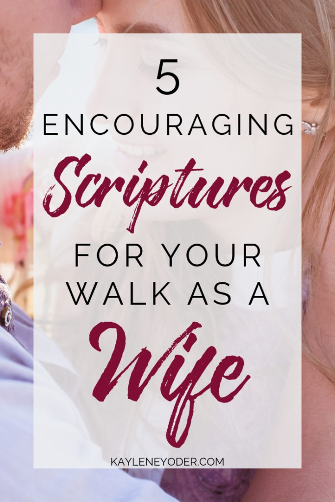 5 encouraging scriptures for