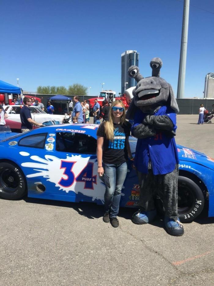 Kayli Barker Racing- Touch A Truck 2016