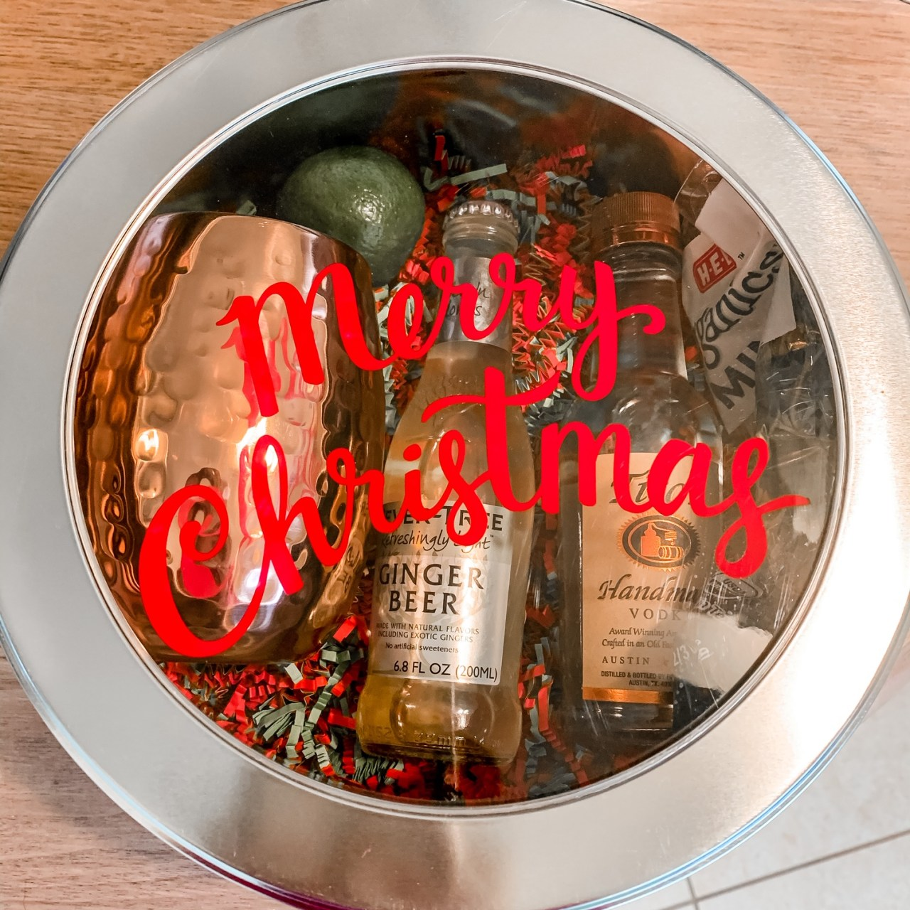 Virtual Happy Hour- Moscow Mule Cocktail Kit