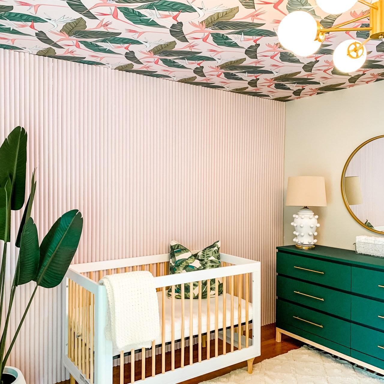 The Nursery Reveal! Week 8 One Room Challenge