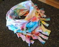 Acrylic Paint Tie Dyeing | Katherine Smith | Love is the ...