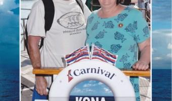 Carnival Miracle: October 25, 2013, Kona