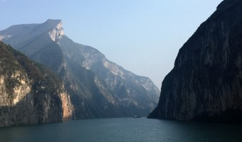 China Day 9: Yangtze River & Goddess Stream