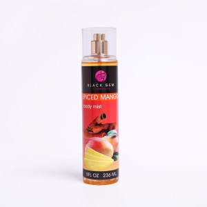 Black Gem Spiced Mango Body Mist
