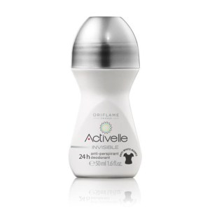 Oriflame Activelle Anti-perspirant Deodorant Invisible