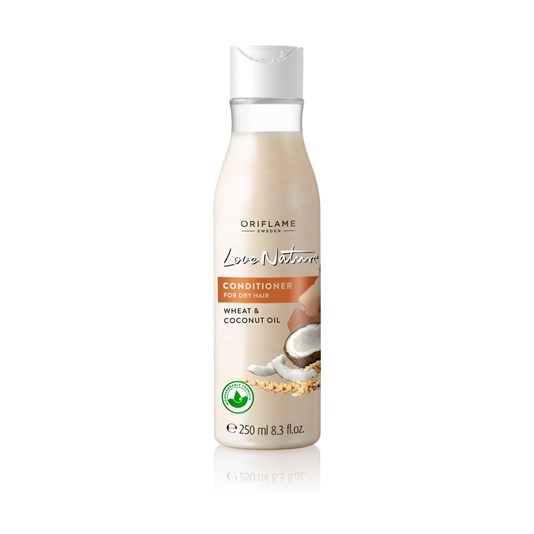 Love nature conditioner for dry hair