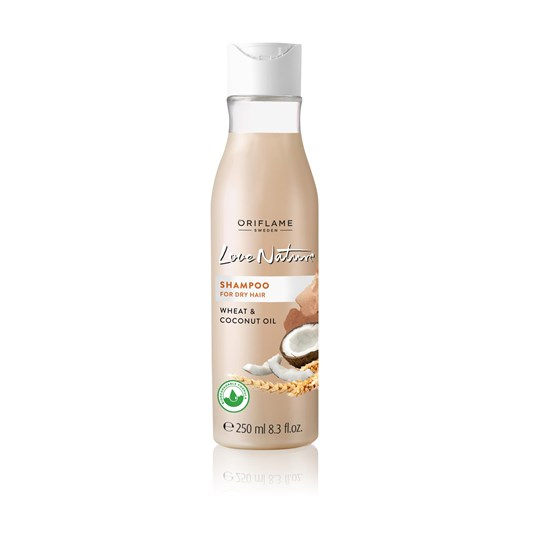 Love Nature Shampoo for Dry hair