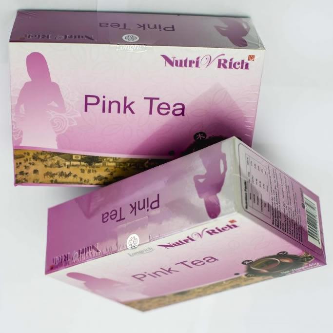 Longrich NutriVRich Xingmiao Tea (Pink Slimming Tea) 22