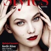 L'Express Styles - 'Karlie Kloss' (23rd April, 2014)