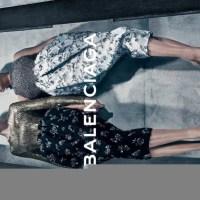 Balenciaga AW15 Campaign