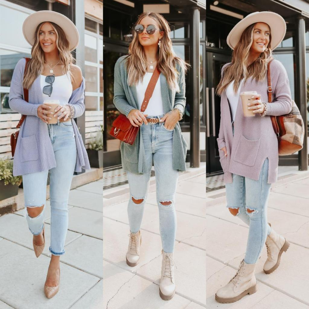 Trendy Fall Outfits Ideas For Stylish Women   KAYNULI