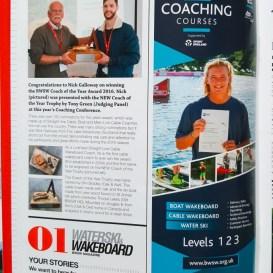 British water ski and wakeboard mag