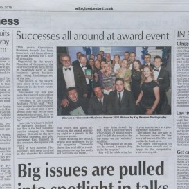 Award winning Kay Ransom Photography Cirencester Chamber of Commerce