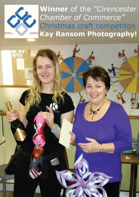 Kay from Kay Ransom Photography at work