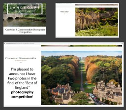 Best of England Competition finalist