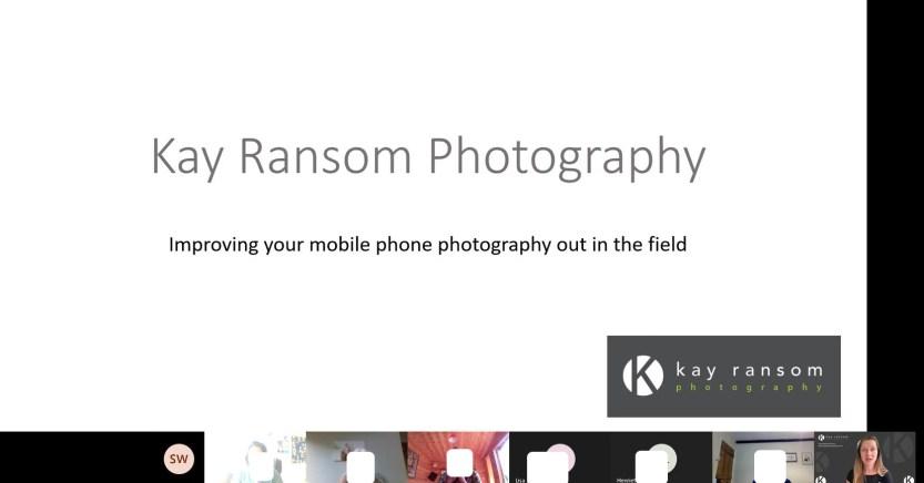 Mobile Phone Photography Training