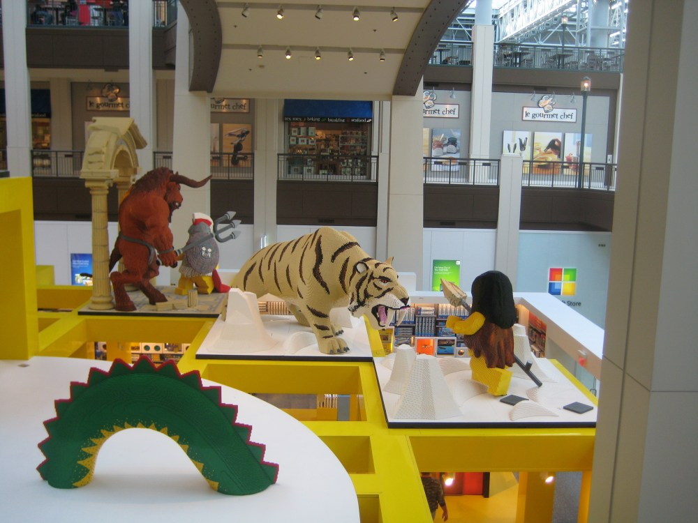 Legoland continues to dazzle at Mall of America (and Shareology)! (5/6)
