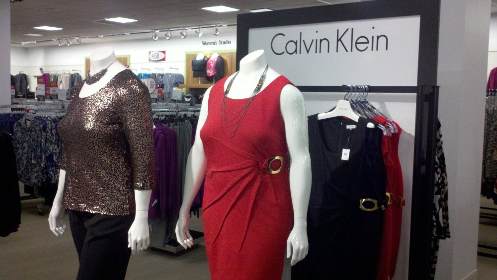 Herberger's New Store at Southdale:  Traffic, Calvin Klein and Michael Kors!!! (4/4)