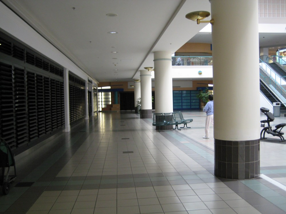 Which Twin Cities  Shopping Center is this?  And this? (1/2)