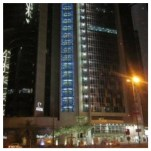 Kuwait City at Night! Beautiful!