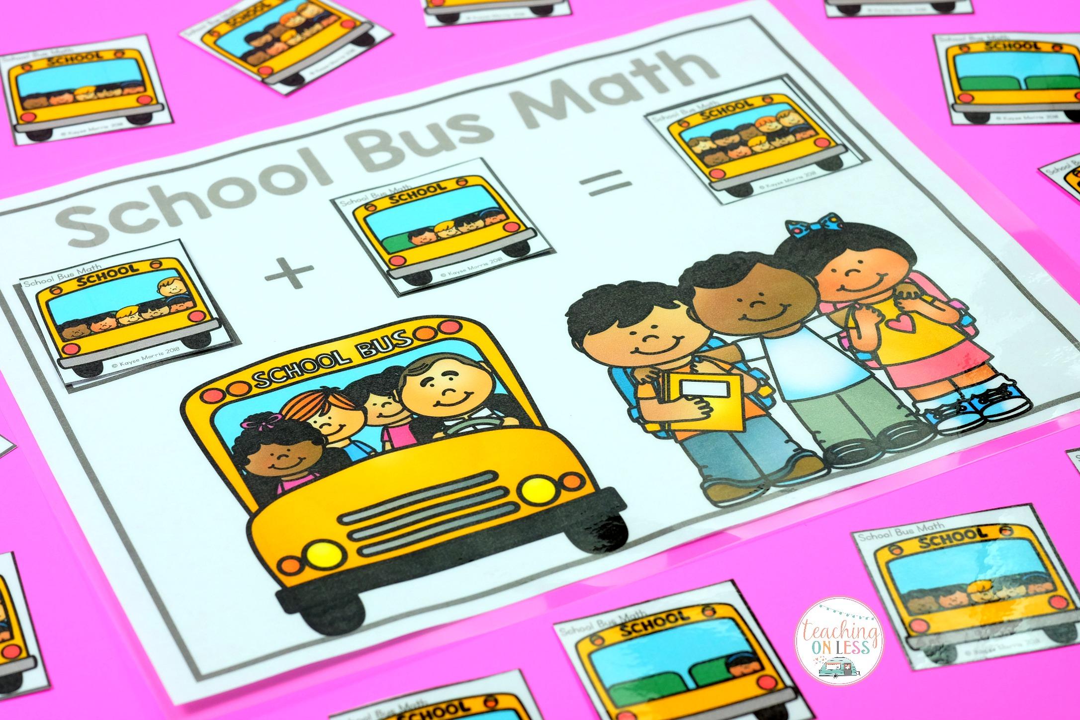 Kindergarten Math Worksheets Made Easy Kayse Morris