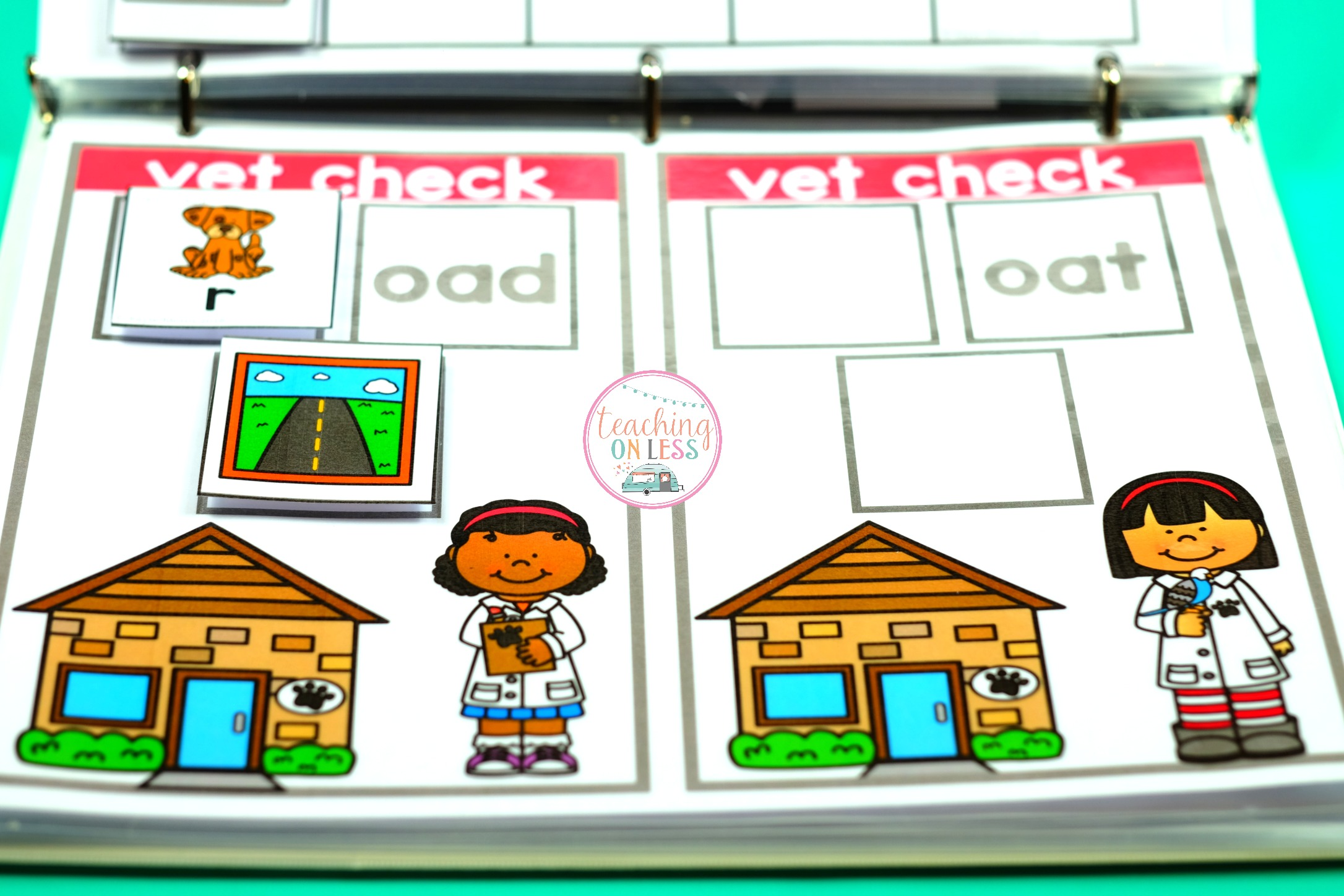 Long Vowel Word Families And Phonics Games Kayse Morris