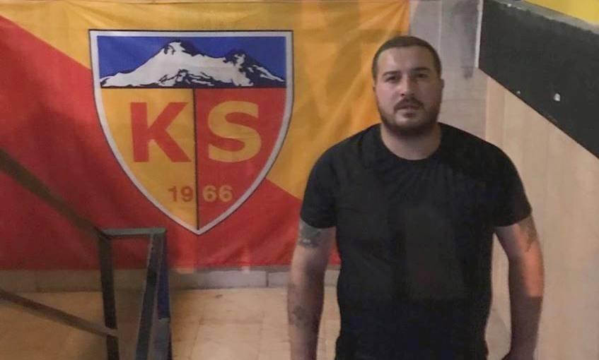 """Kayserispor Kapalı Kale lideri Dirgenali: """"Ateş büyümeden neşteri vurun"""""""