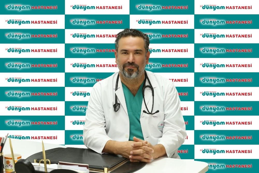 """Op. Dr. Hasan Mercan, """"Kalp sağlığı için 45 dakika düzenli ve tempolu yürüyün"""""""