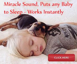 child psychologist reveals baby sleep secret