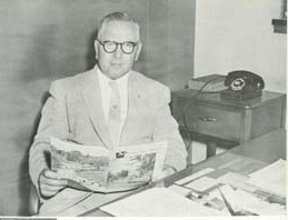 1958 Ray Hall