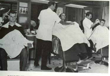 1965-Hair cuts in Reng Center