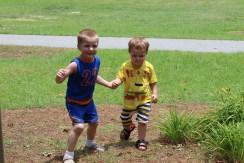 Noah and Gabe