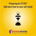 Kaysons Education: Get more time to studies