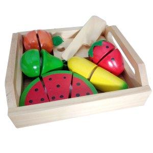 buah potong kayu - Buah Potong