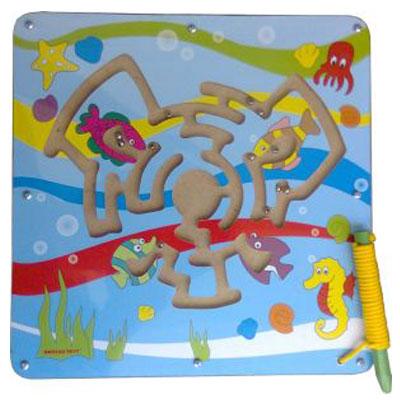 maze ikan - Maze Magnet Ikan
