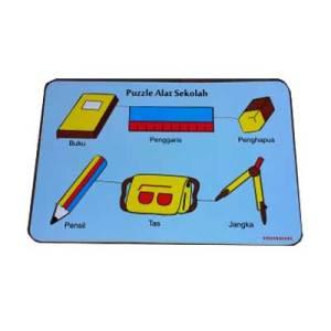puzzle-alat-sekolah