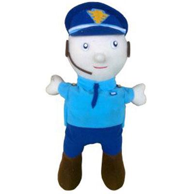 Pilot - Aneka Boneka Tangan Profesi