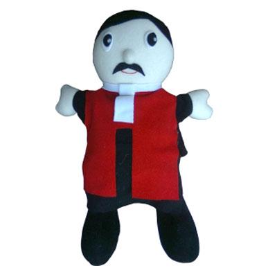 boneka tangan hakim - Aneka Boneka Tangan Profesi