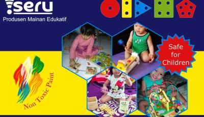 safe for children - Tips Memilih Mainan Yang Tepat Untuk Anak Dibawah 3 Tahun