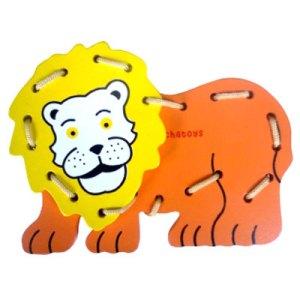 Menjahit Singa - Menjahit Singa 2 Keping