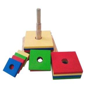 menara segi empat bertingkat - Menara Segi Empat Bertingkat