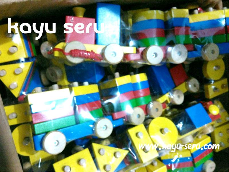 proyek mainan kayu - Mainan Kayu Edukatif Untuk TK dan PAUD di Palu